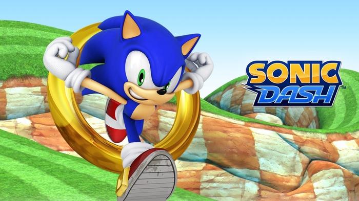 Sonic Dash Windows 10 Game