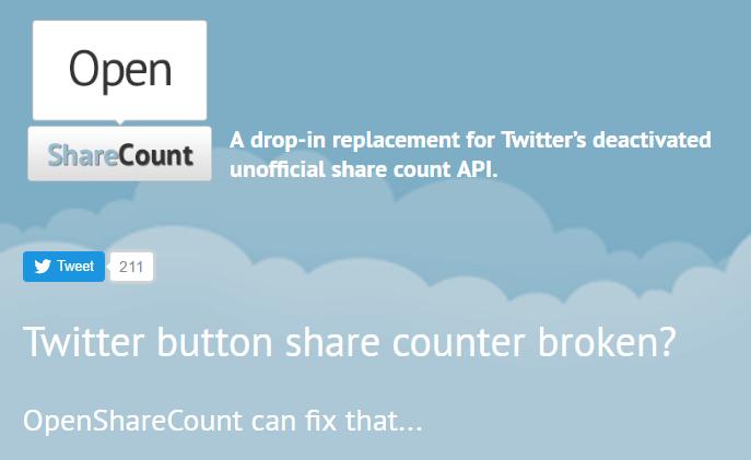 OpenShareCount