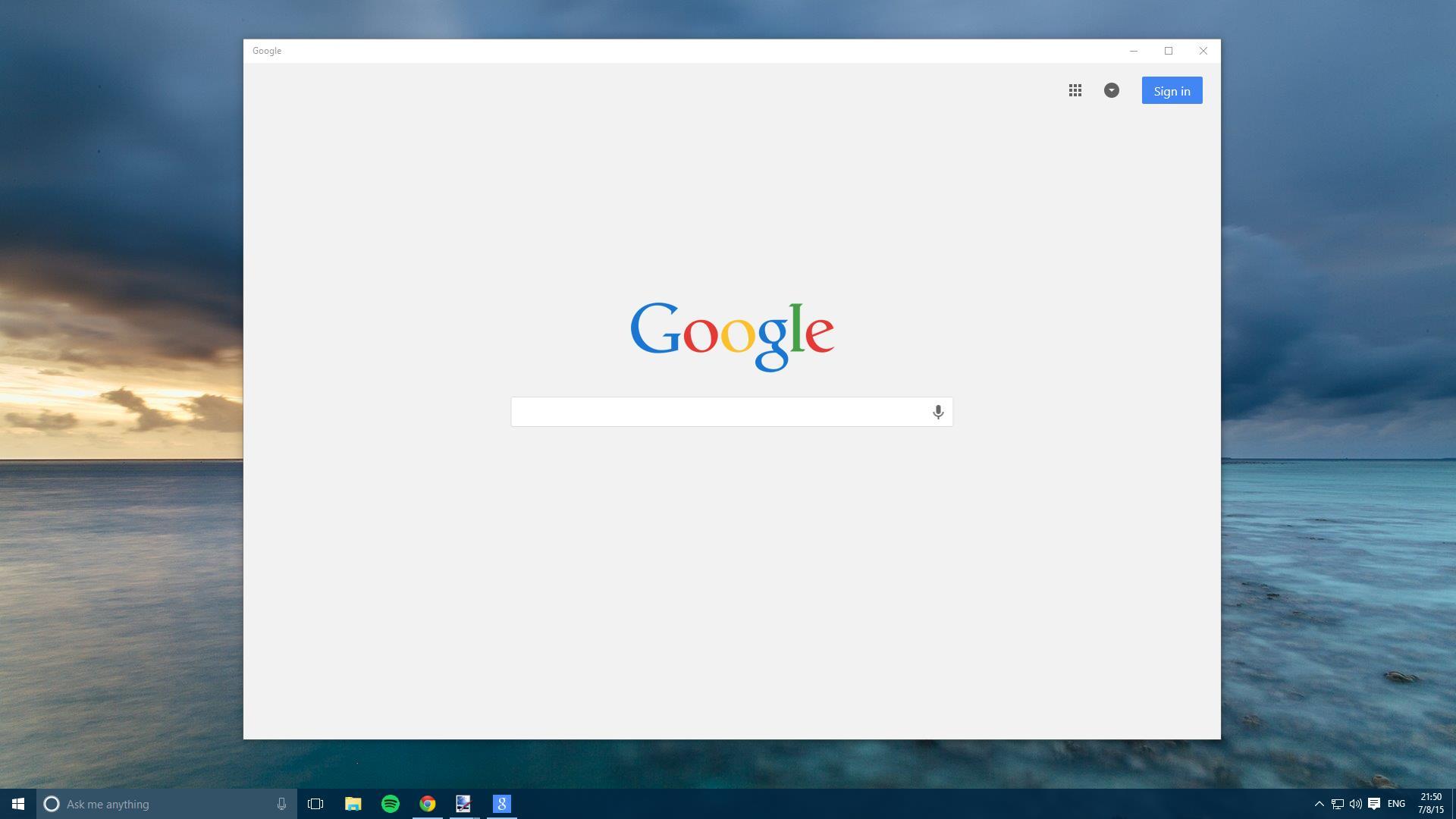 Windows 10 Wallpaper App