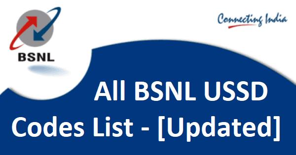 Download Activation Bsnl Gprs Ussd Codes