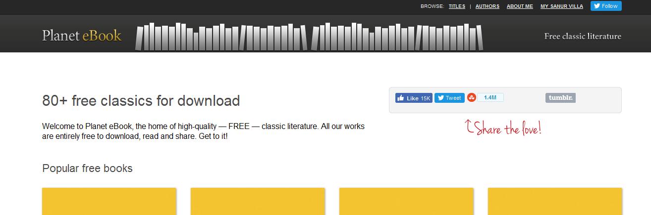Gratis ebooks downloaden - download boeken in ePub