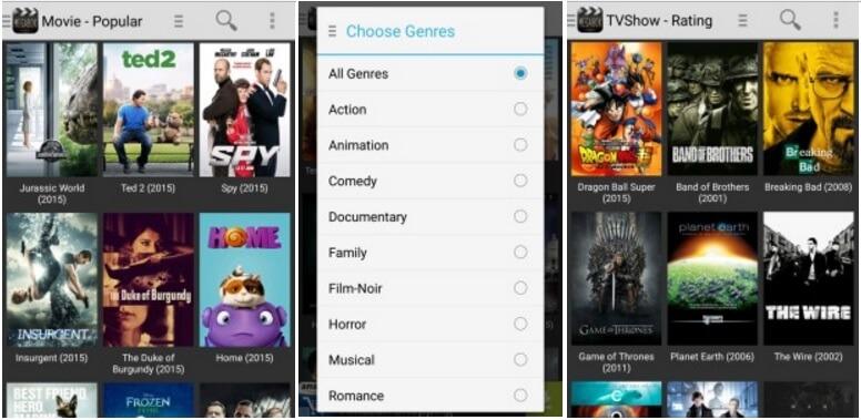 Megabox HD Free Movie App