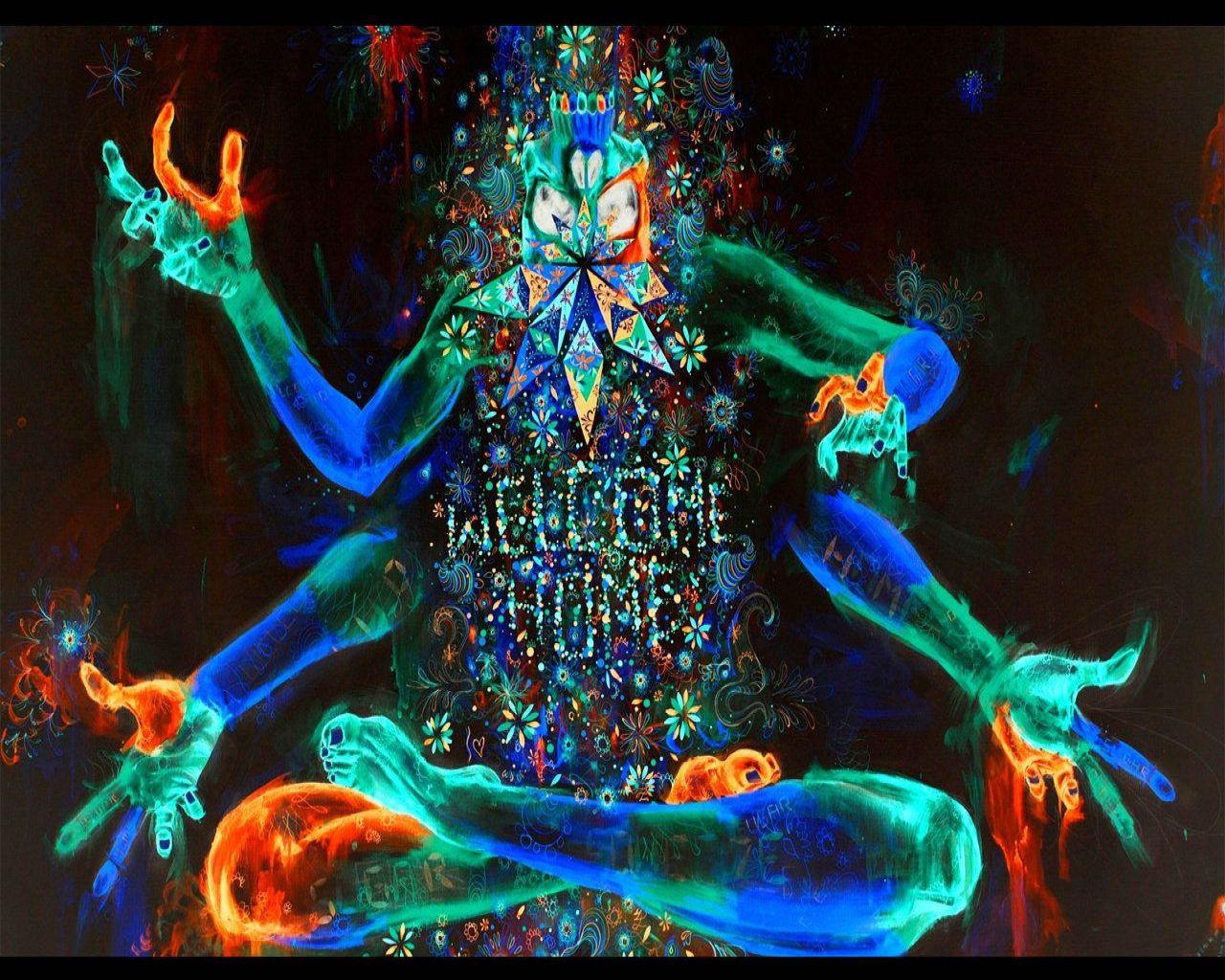 Best Psychedelic Wallpaper