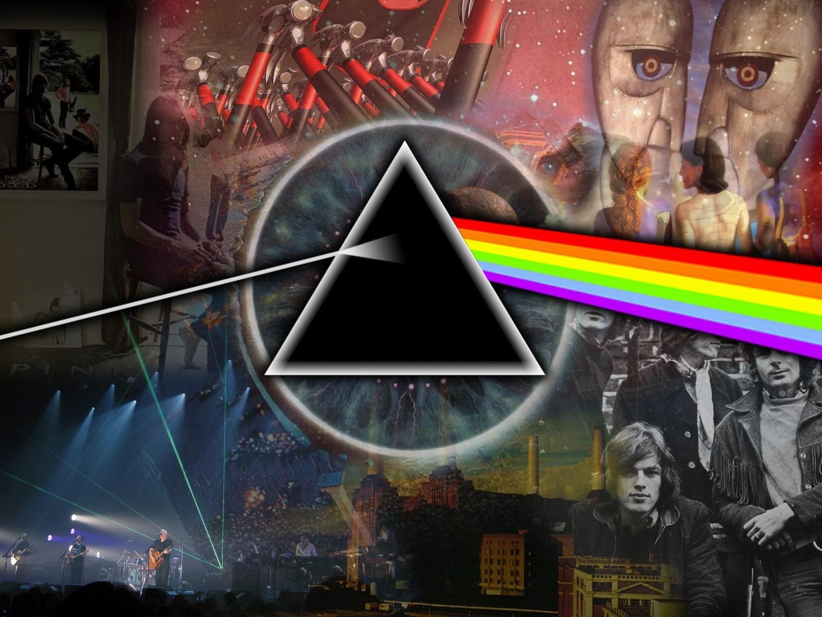 Pink Floyd Trippy Wallpaper