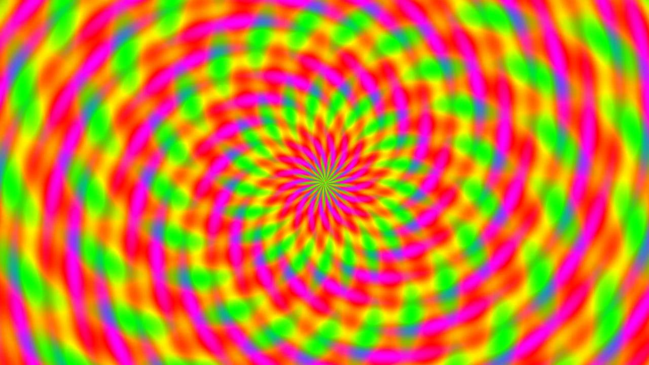 Trippy Background 1280x720