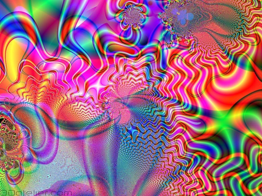 Trippy Background Pattern Gif