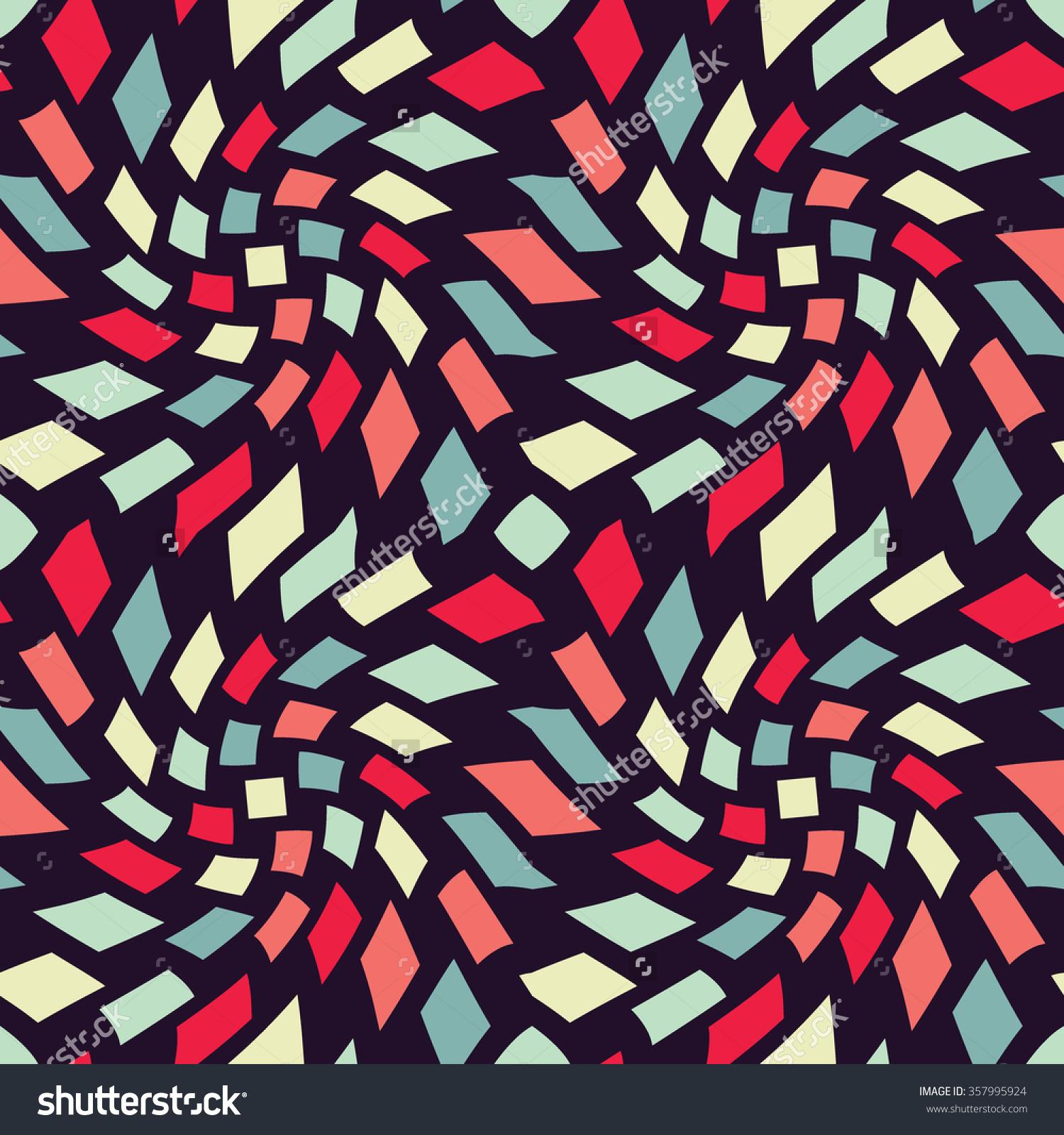 Trippy Background Pattern