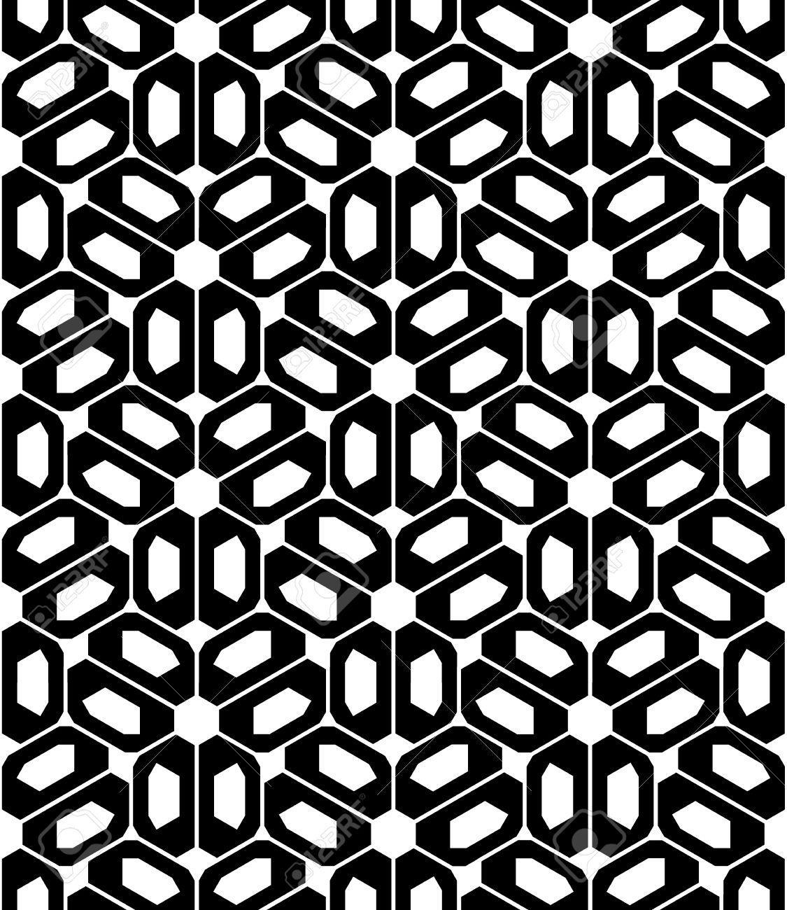 Trippy Background Patterns Black