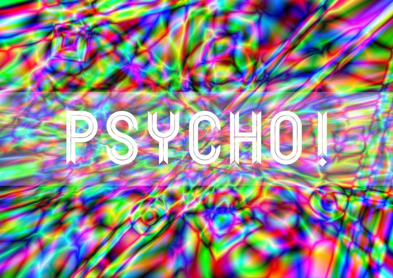 Trippy Background Photoshop