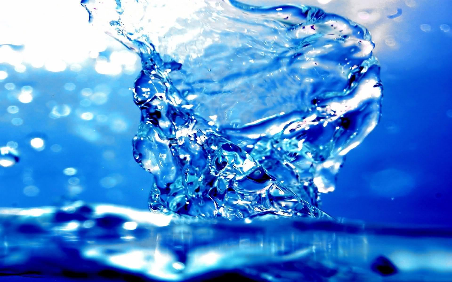 Trippy Wallpaper Water