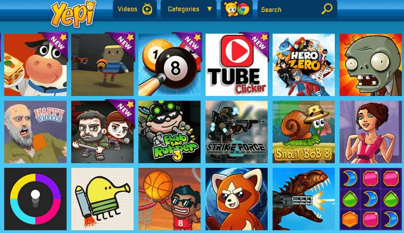 Yepi Games
