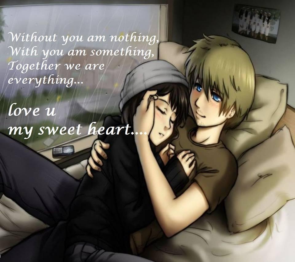 love u my sweet heart whatsapp dp for lovers