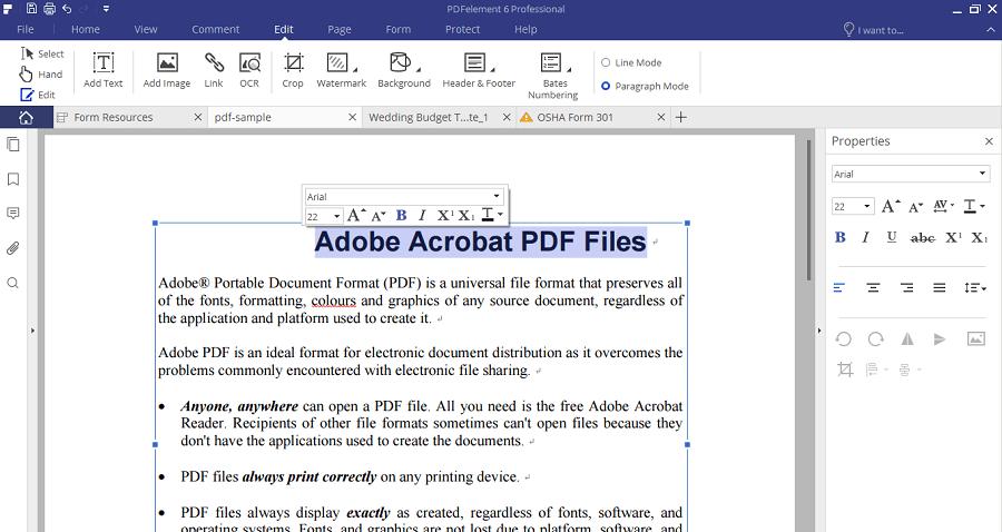 acrobat pdf files