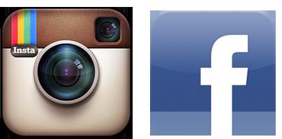 instagram-facebook-icons - Supportive Guru