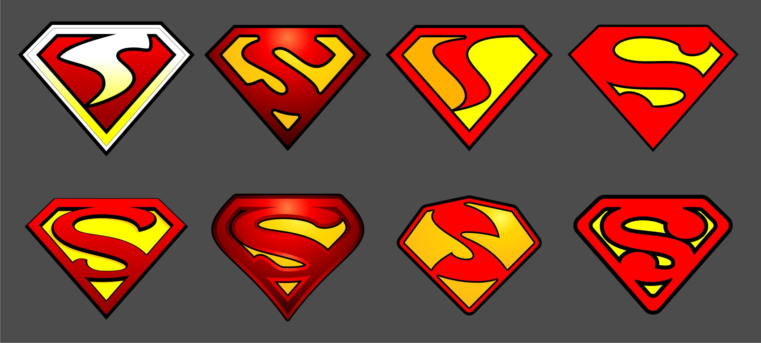 500 superman logo  wallpapers  hd images  vectors free printable superman logo black and white printable superman logo pdf