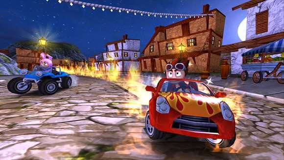 Beach Buggy Racing Windows 10 Oyunu