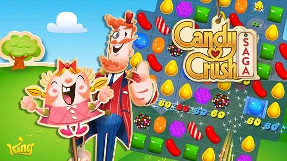 Candy Crush Saga Windows 10 Oyunu
