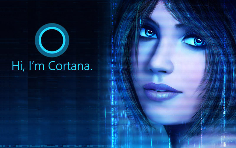 Windows Cortana Wallpaper