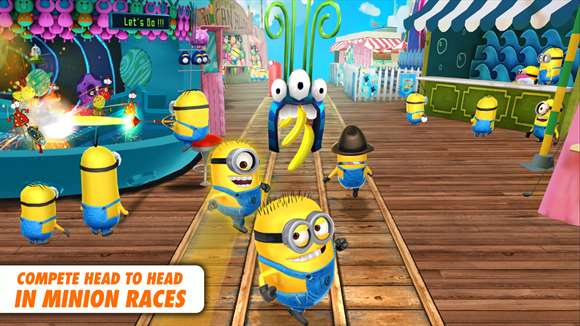 Despicable Me Minion Rush Windows 10 Game