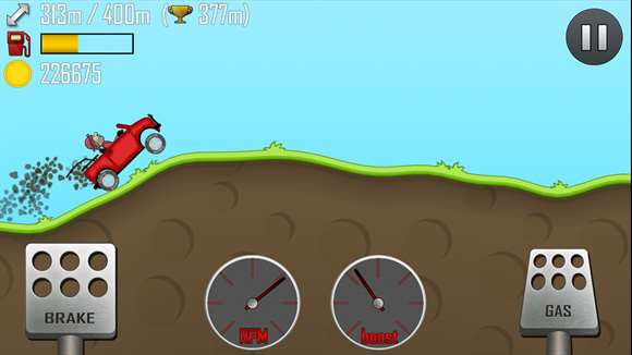 Hill Climb Racing Windows 10 PC Game