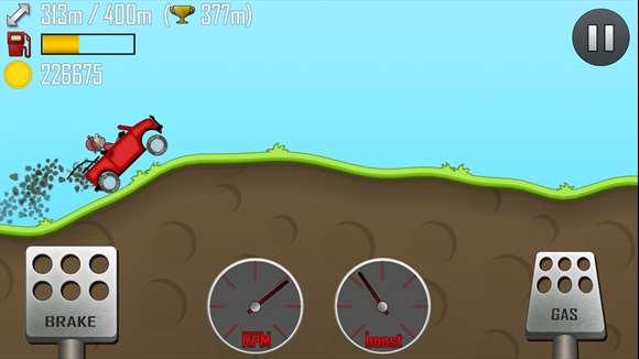 Hill Climb Racing Windows 10 PC Oyunu