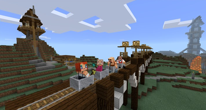 Minecraft Windows 10 Sürümü Beta