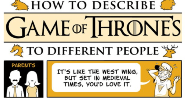 How To Describe Your Favorite TV Shows To Different People?