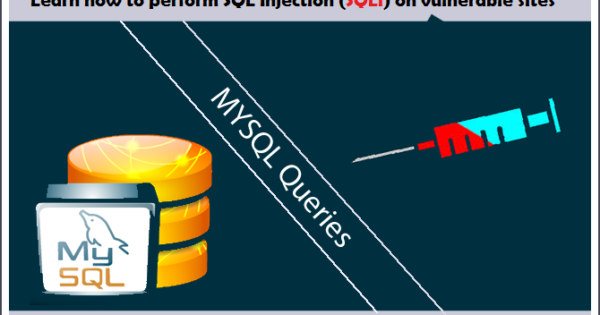 Learn How To Perform SQL Injection In a Vulnerable Site To Hack It