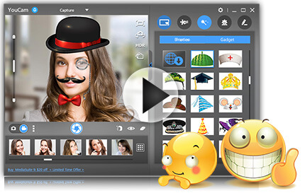 accessories emoticons cyberlink youcam 7
