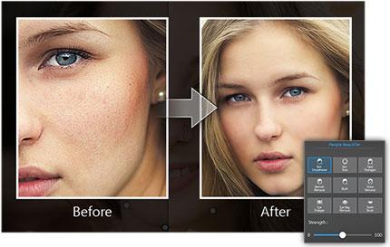 skin smoothener cyberlink youcam 7