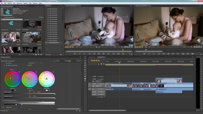 Adobe Premiere Pro Video Editor