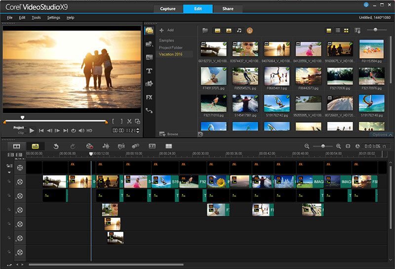 Top 10 Best Professional Video Editors for Windows (2017)