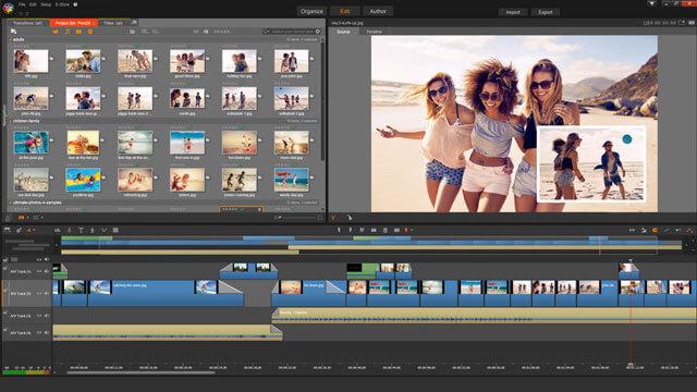 pinnacle studio templates - top 10 best professional video editors for windows 2017
