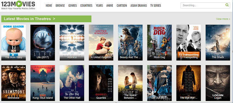 Watch movies online streaming free 123