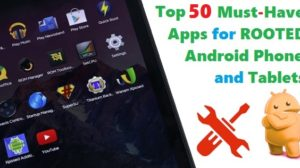 Android Root Apps Android
