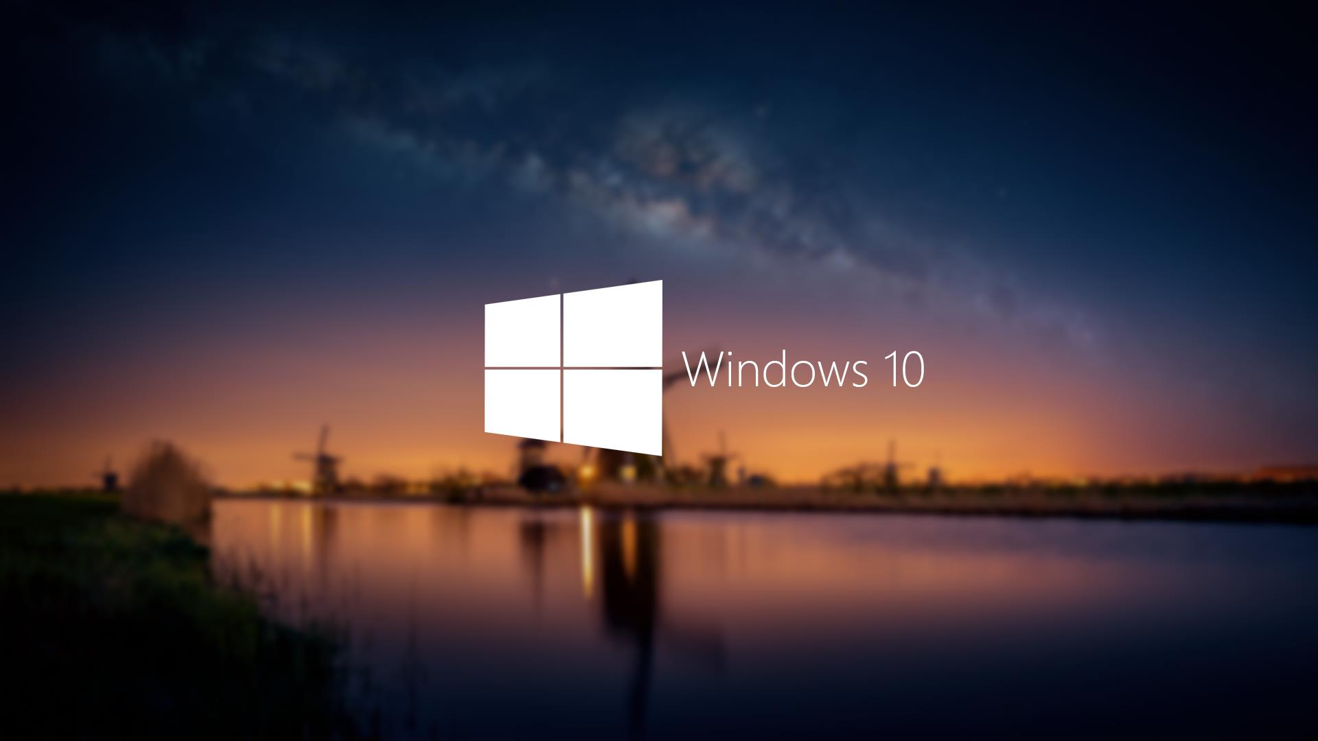 Stunning Windows 10 Wallpapers