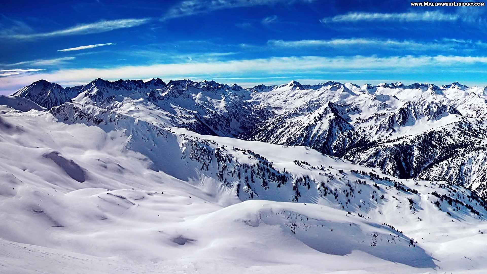 Best Wallpaper Mountain Windows 10 - Windows-10-Wallpaper-Snow-Mountain  Best Photo Reference_234124.jpg