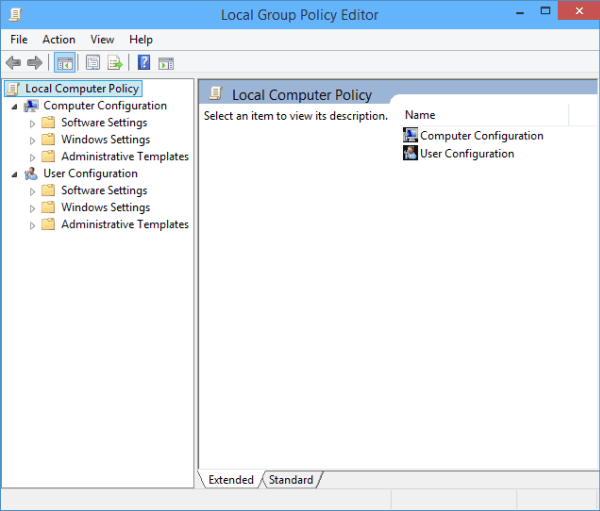 Open local group policy editor windows 7 | | Crack All!