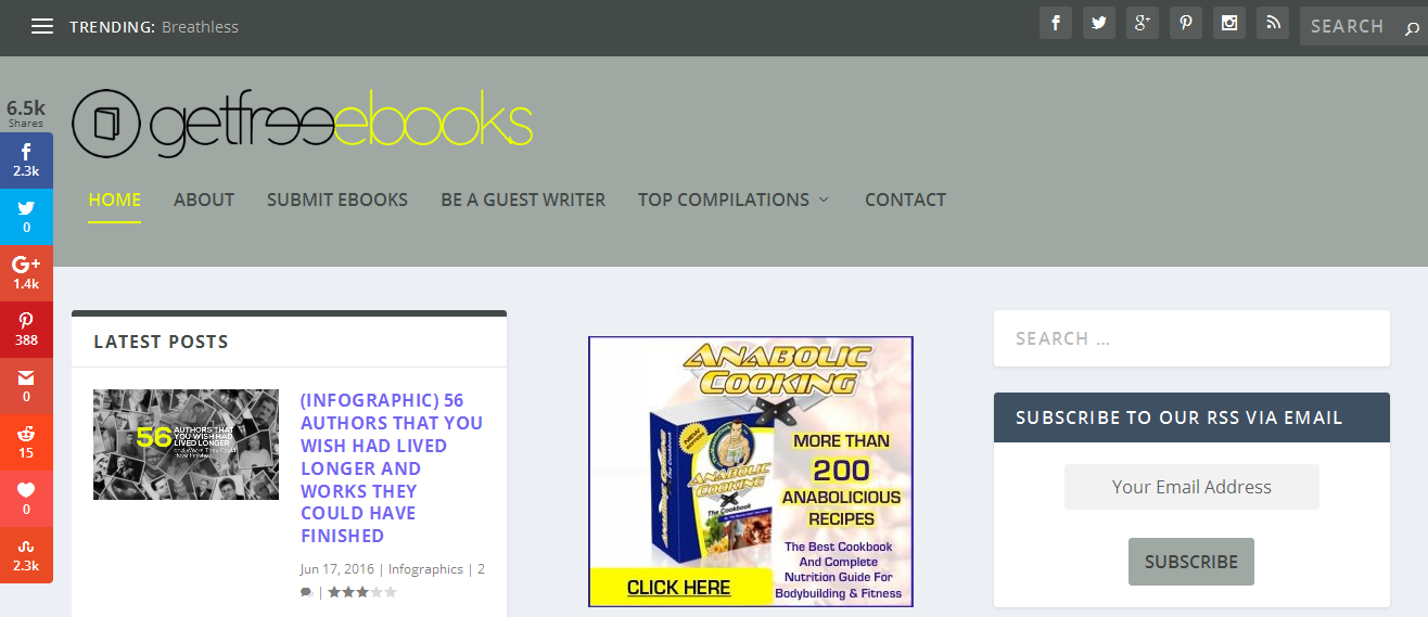 Top 70 Ebooks Torrenting Sites to Download Unlimited