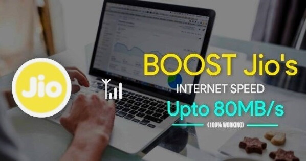 Top 10 Tricks To Boost Reliance Jio 4G Speed By 10 Times