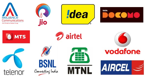 check own mobile number airtel vodafone jio idea