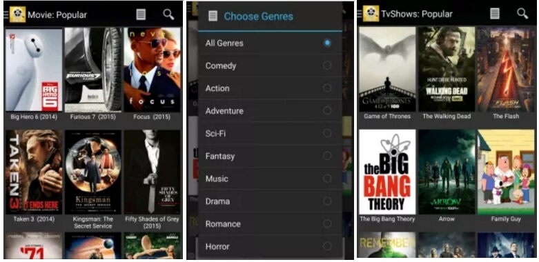 25+ Best Free Movie Apps for Android & iOS (*NEW*) LIST