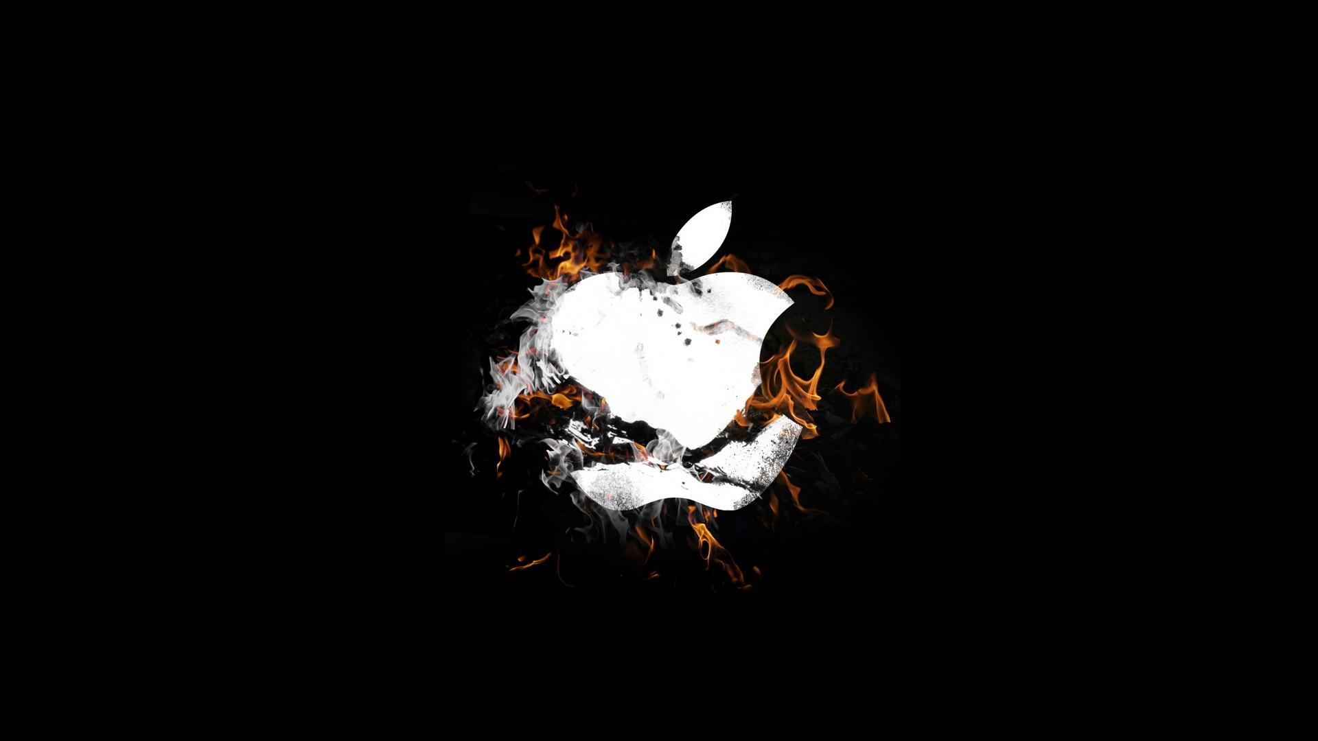 Hd apple wallpaper for macbook air