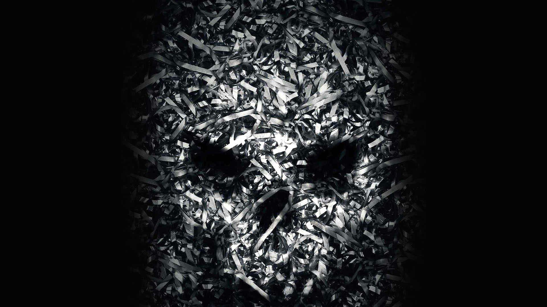 Evil Psychedelic Wallpaper 3d Hd