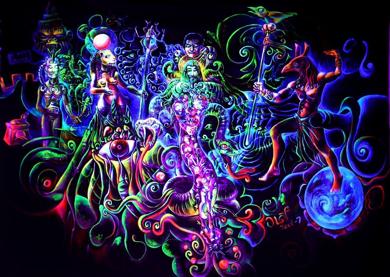 Free Psychedelic Wallpaper Downloads