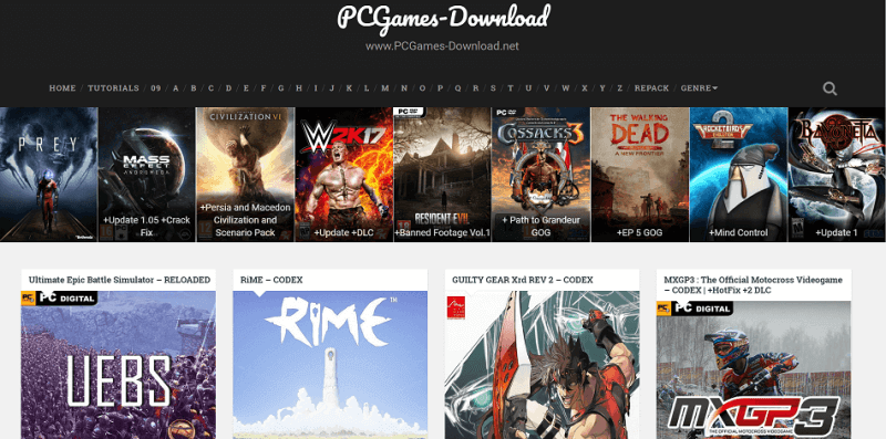 new pc games download