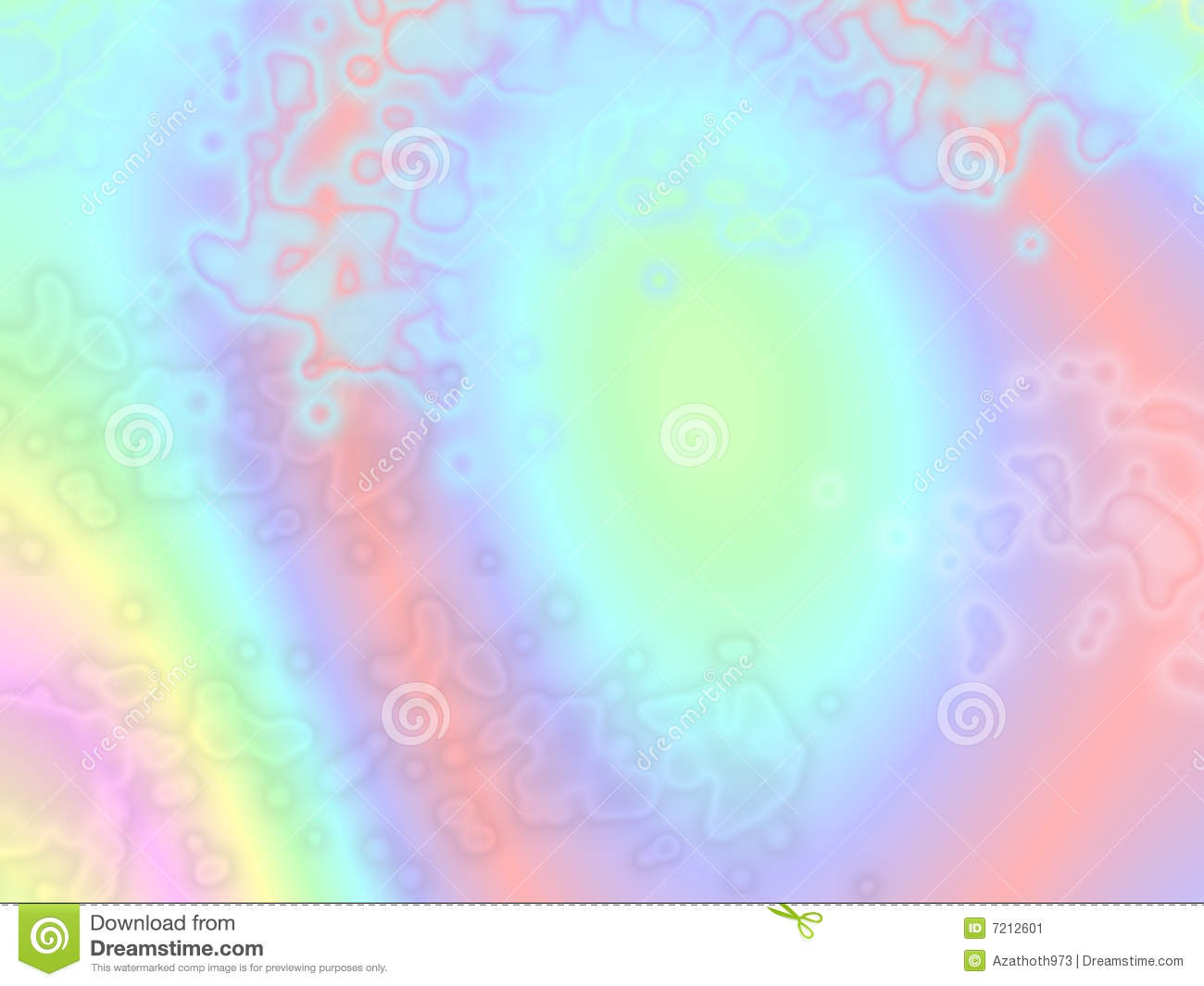 Pastel Trippy Wallpaper