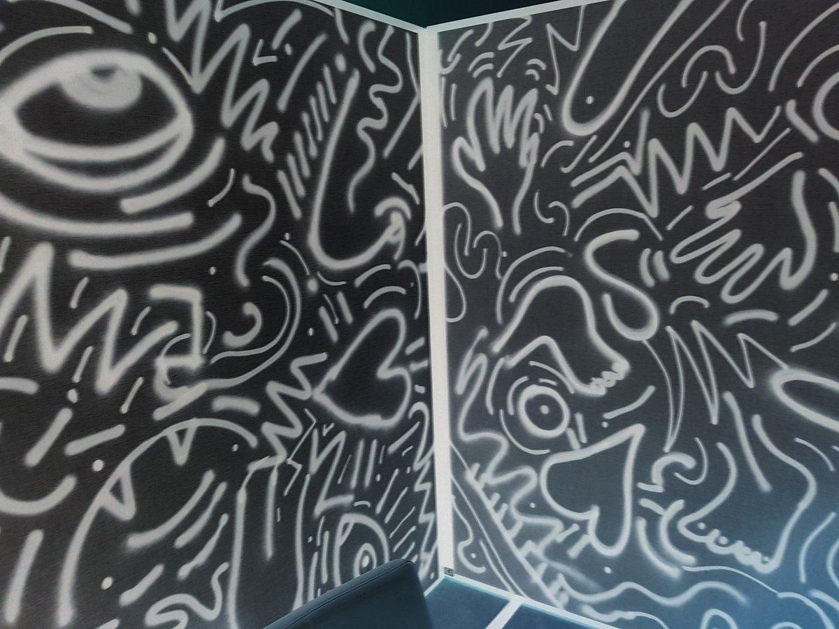 Pewdiepie Psychedelic Wallpaper
