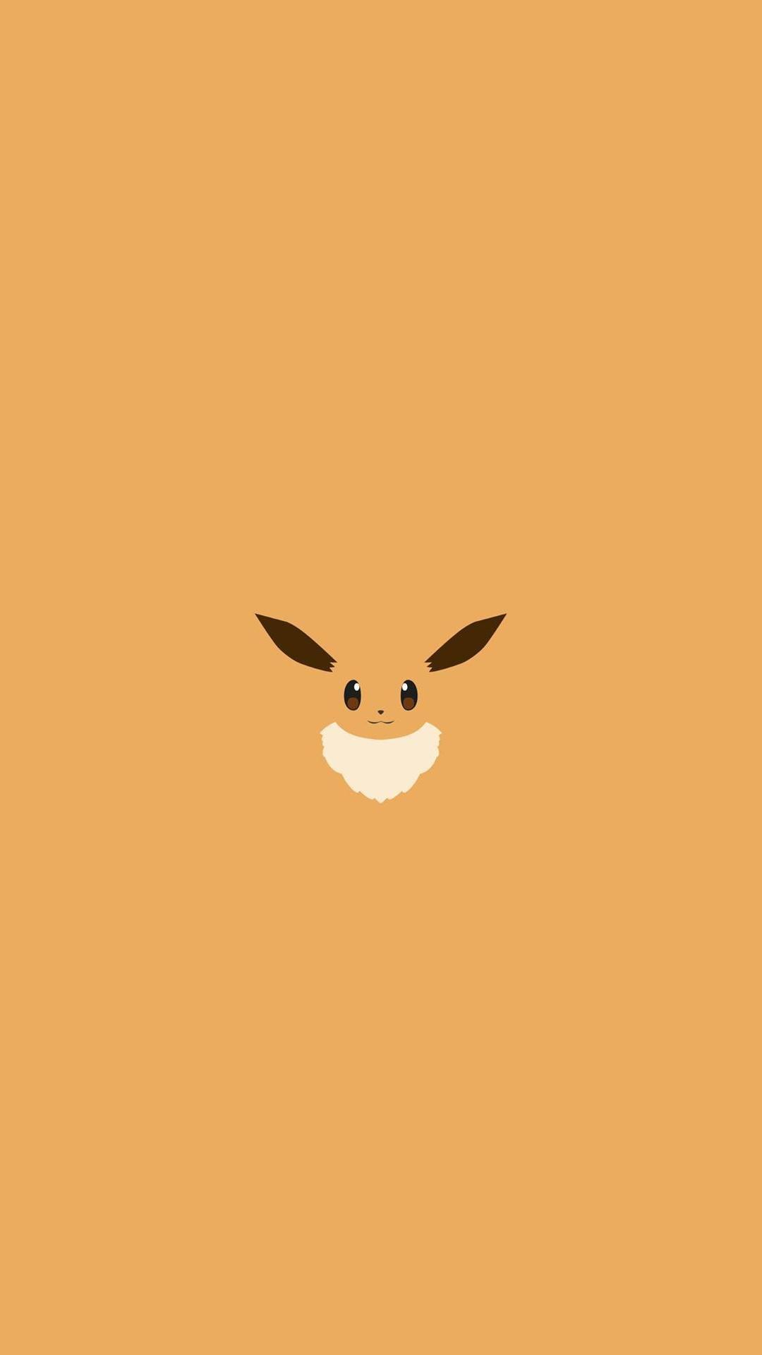 Pokemon Iphone Wallpaper Eevee Supportive Guru