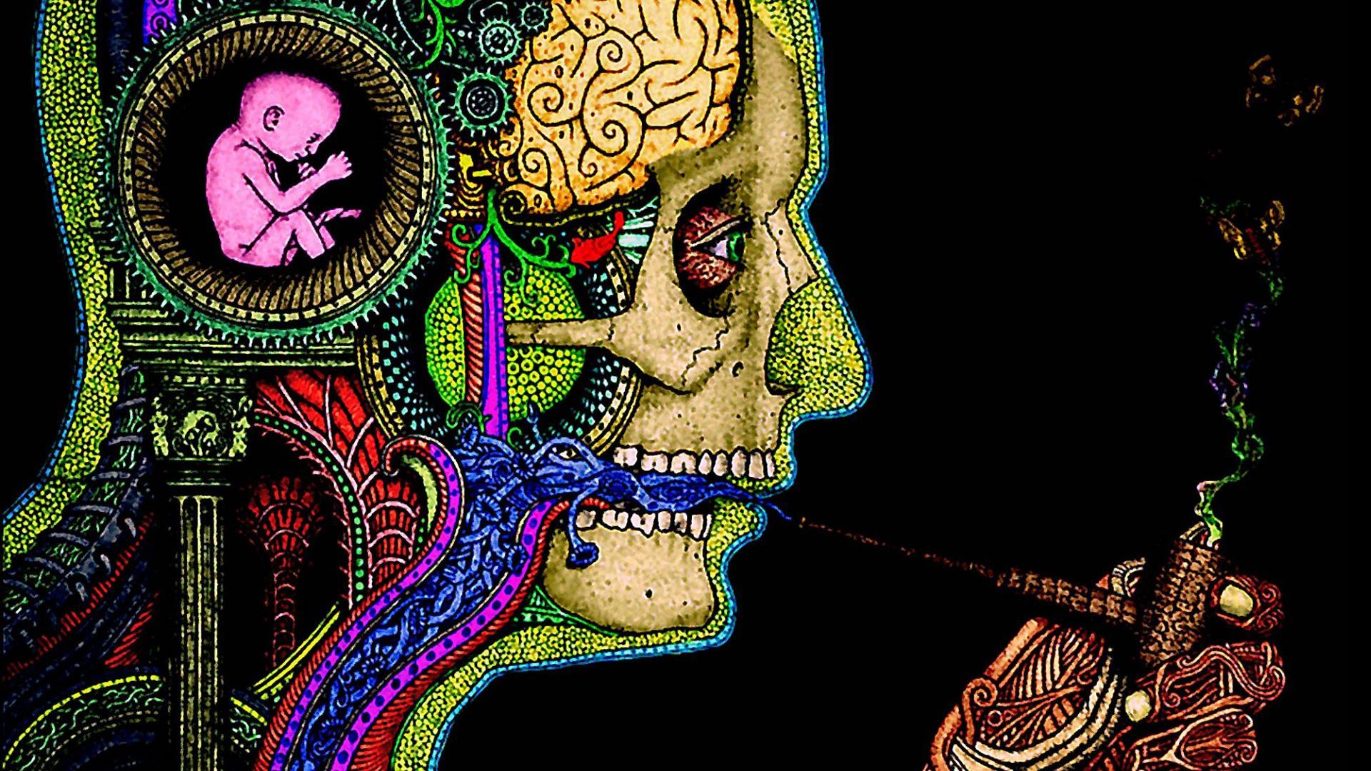 Psychedelic Wallpaper 1920x1080p